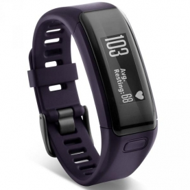 GARMIN VIVOSMART HR VIOLA REGULAR