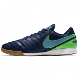 NIKE SCARPA TIEMPO GENIO II LEATHER INDOOR