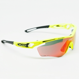 RUDY PROJECT OCCHIALE TRALYX YELLOW FLUO G. ML ORANGE