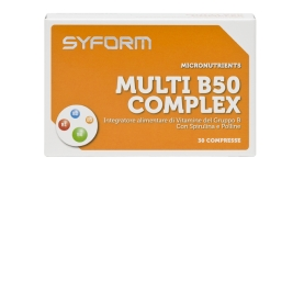 SYFORM MULTI  B50 COMPLEX 30 CPR
