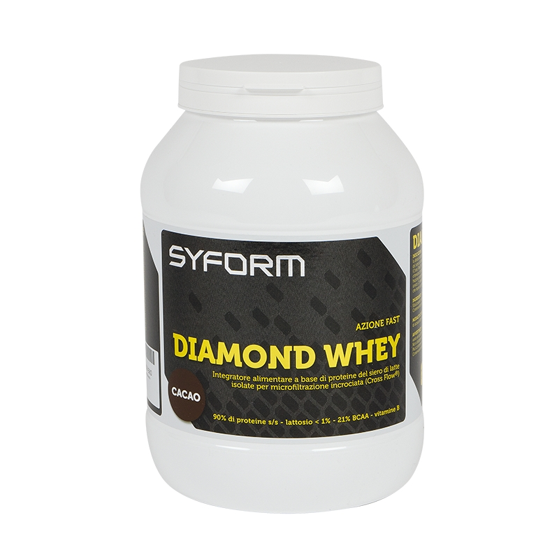 SYFORM DIAMOND WHEY NEUTRO 750 G