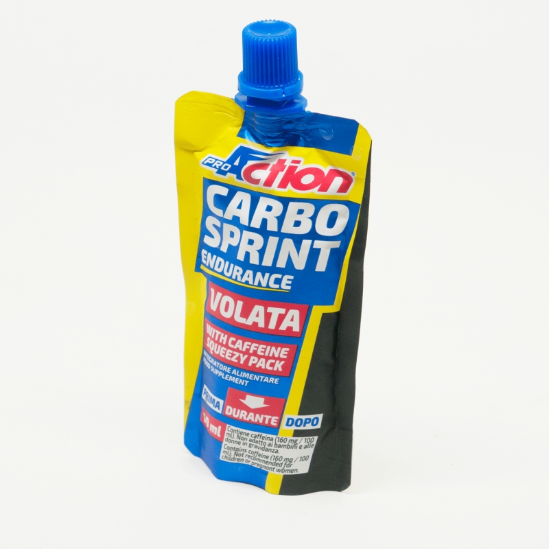 PROACTION INTEGRATORE CARBO SPRINT VOLATA