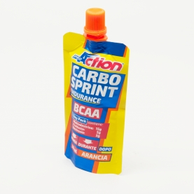 PROACTION INTEGRATORE CARBO SPRINT BCAA ARANCIA