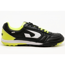 GEMS SCARPA ELITE TURF NERO/GIALLO