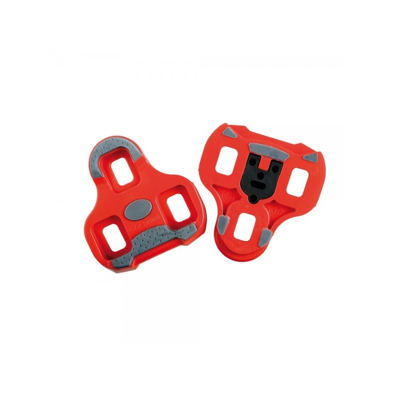 LOOK TACCHETTA PEDALE KEO GRIP ROSSO