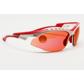 RPJ OCCHIALE RILEY RACING RED SH BIA/ROSSO