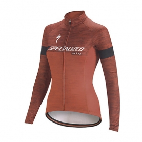 SPECIALIZED MAGLIA THERMINAL SL TEAM PRO DONNA