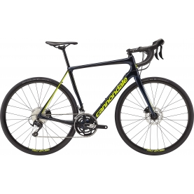 CANNONDALE BICI STRADA SYNAPSE CARBON DISC 105