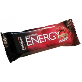 ETHICSPORT BARRETTA ENERGY CRANBERRY 40G