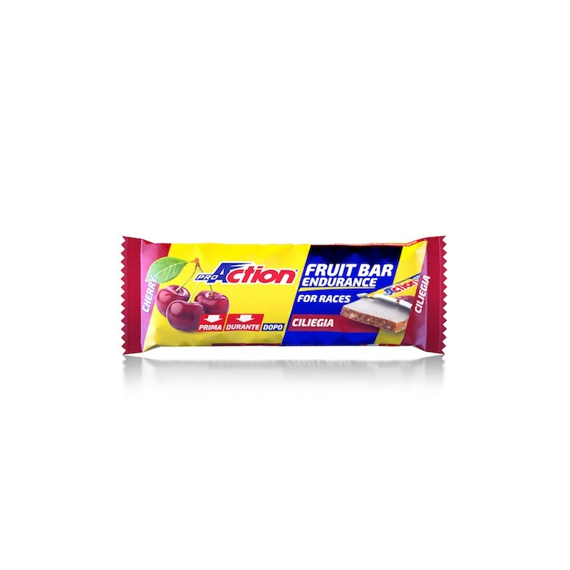 PROACTION BARRETTA ENERGETICA FIT FRUIT BAR CILIEGIA