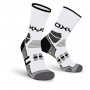 OXYBURN CALZA COMPRESSION HALF-CUT