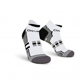 OXYBURN CALZA COMPRESSION LOW-CUT