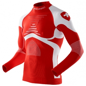 X-BIONIC MAGLIA ENERGY ACCUMULATOR PATRIOT EDITION