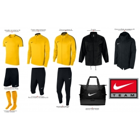 SET NIKE ACADEMY 18 - LIGHT BAMBINO
