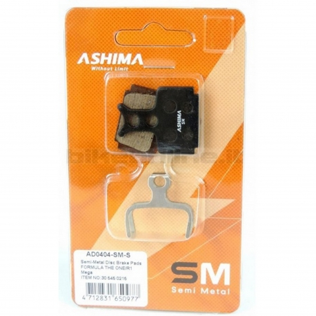 MANDELLI PASTICCHE ASHIMA FORMULA THE ONE/R1