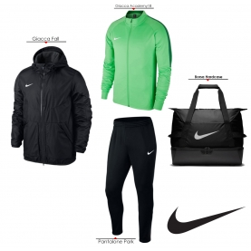 SET NIKE ACADEMY 18 - FREETIME