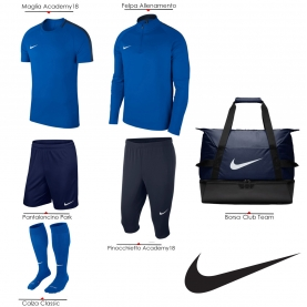 SET NIKE ACADEMY 18 - TRAINING