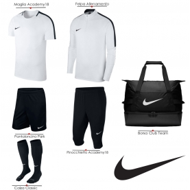 SET NIKE ACADEMY 18 - TRAINING BAMBINO