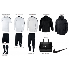 SET NIKE ACADEMY 18 - MEDIUM