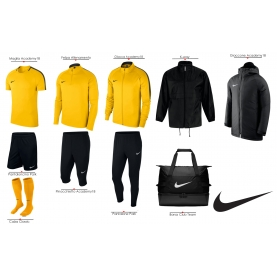 SET NIKE ACADEMY 18 - HEAVY