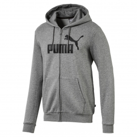 PUMA FELPA ESSENTIALS FULL ZIP