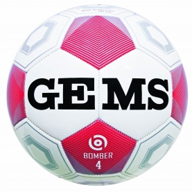 GEMS PALLONE BOMBER - ROSSO